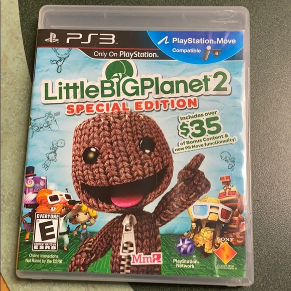 Sony Other - Little Big Planet 2